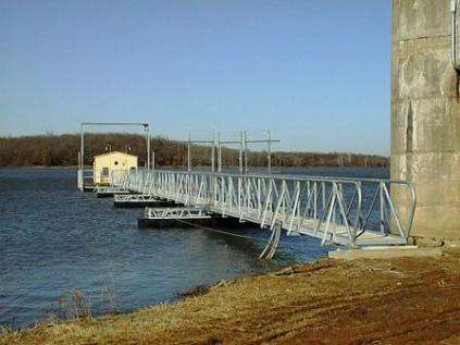 Pump Station-City of Eufaula, Oklahoma