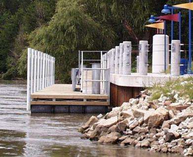 municipal-water-utility-dock